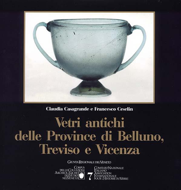 7. Vetri antichi delle Province di Belluno, Treviso e Vicenza