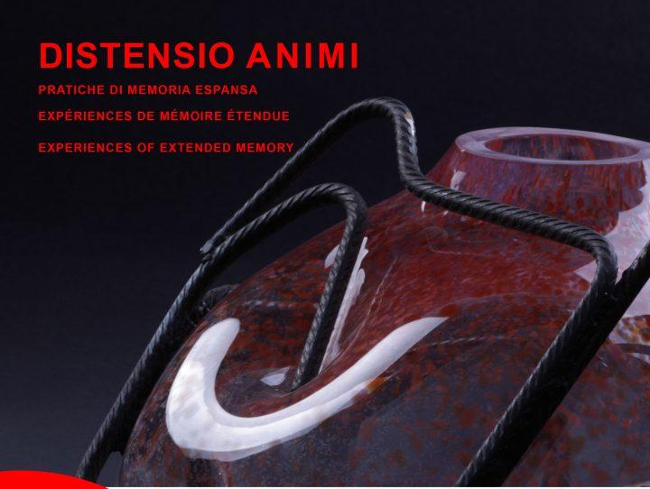 DISTENSIO ANIMI. Pratiche di memoria espansa, mostra personale di Lorenzo Passi (patrocinio)