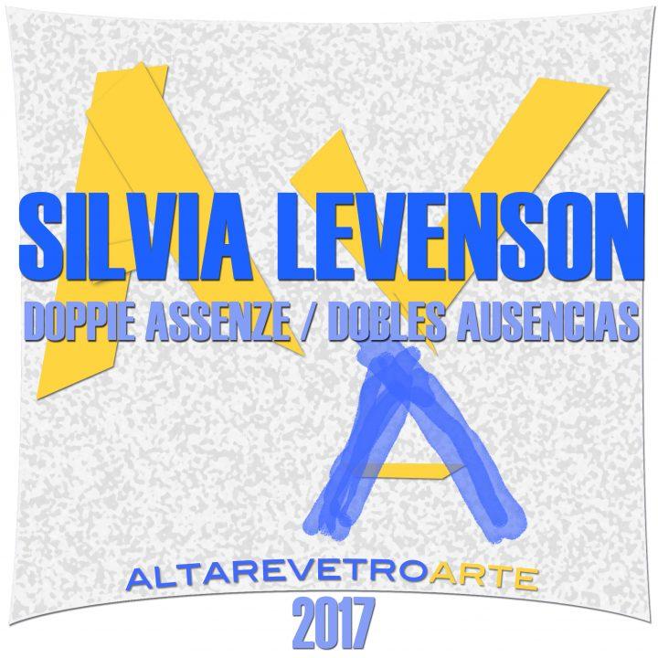"""Altare Vetro d'Arte 2017 – 7° edizione 27 maggio – 3 settembre 2017 – Mostra di Silvia Levenson """"Doppie assenze – Dobles ausencias"""" (patrocinio)"""