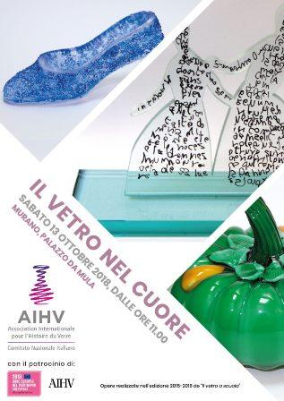 Il vetro nel cuore. 40 anni del Comitato Nazionale Italiano AIHV